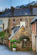 The artist workshop, city of Pontrieux, Cotes d'Armor, Brittany, Bretagne, France