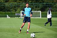 Kyle Walker during Tottenham Training Session at Tottenham Training Centre, Enfield, United Kingdom on 13 September 2016. Photo by Jon Bromley.