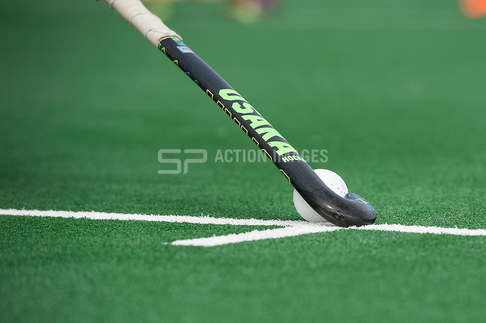 Southgate v Wimbledon - Now: Pensions National Hockey League, Premier Division, Trent Park, London, UK on 27 September 2014. Photo: Simon Parker
