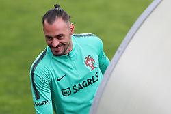 May 30, 2018 - Lisbon, Portugal - Portugal's goalkeeper Beto during a training session at Cidade do Futebol (Football City) training camp in Oeiras, outskirts of Lisbon, on May 30, 2018, ahead of the FIFA World Cup Russia 2018 preparation matches against Belgium and Algeria...........during the Portuguese League football match Sporting CP vs Vitoria Guimaraes at Alvadade stadium in Lisbon on March 5, 2017. Photo: Pedro Fiuzaduring the Portugal Cup Final football match CD Aves vs Sporting CP at the Jamor stadium in Oeiras, outskirts of Lisbon, on May 20, 2015. (Credit Image: © Pedro Fiuza/NurPhoto via ZUMA Press)