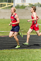 Maine State Track & Field Meet, Class B: boys 800 meters,  Will Shafer, Ben Trapani