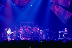 Broken Arrow. The Grateful Dead live in concert at the Nassau Coliseum, Uniondale NY, 4 April 1993.