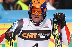 Ivica Kostelic at 9th men's slalom race of Audi FIS Ski World Cup, Pokal Vitranc,  in Podkoren, Kranjska Gora, Slovenia, on March 1, 2009. (Photo by Vid Ponikvar / Sportida)