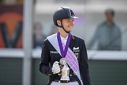 Netz Raphael, GER<br /> European Championship Dressage - Hagen 2021<br /> © Hippo Foto - Dirk Caremans<br /> 12/09/2021