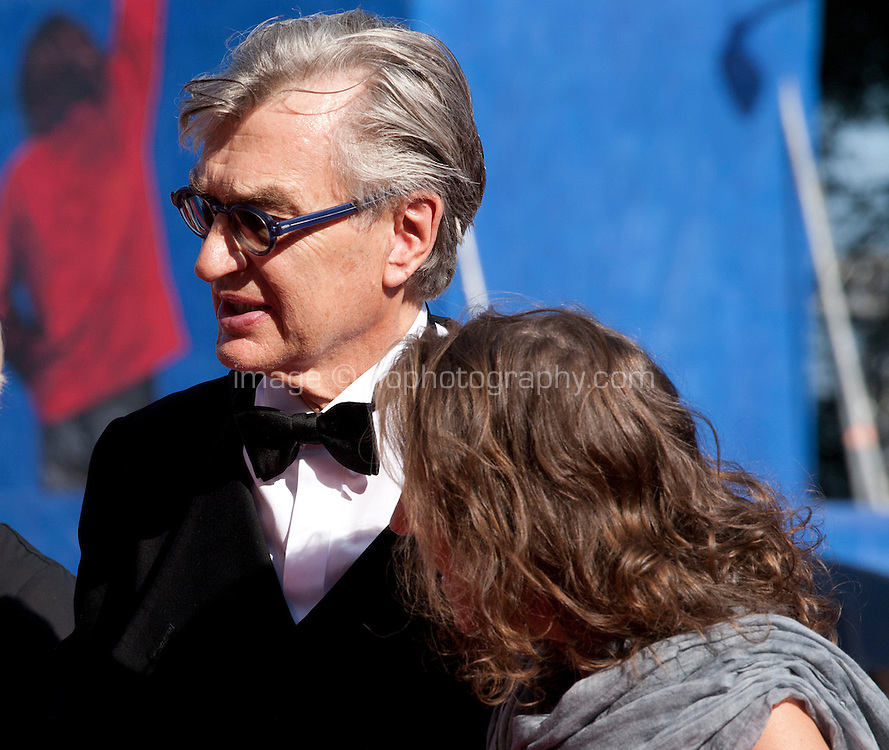 Director Wim Wenders at the premiere of the film Les Beaux Jours d'Aranjuez (The Beautiful Days of Aranjuez) at the 73rd Venice Film Festival, Sala Grande on Thursday September 1st 2016, Venice Lido, Italy.
