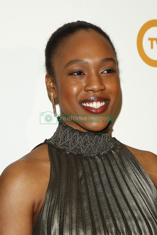 March 9, 2019 - Los Angeles, CA, USA - LOS ANGELES - MAR 9:  Avia Fields at the 50th NAACP Image Awards Nominees Luncheon at the Loews Hollywood Hotel on March 9, 2019 in Los Angeles, CA (Credit Image: © Kay Blake/ZUMA Wire)
