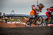 #4 (BAAUW Judy) NED TeamNL at Round 7 of the 2019 UCI BMX Supercross World Cup in Rock Hill, USA