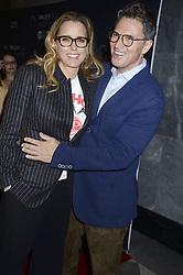 Tea Leoni und Tim Daly beim Screening der Serie Madam Secretary beim PaleyFest in New York / 141016<br /> <br /> *** Arrivals for MADAM SECRETARY at PaleyFest: Made in New York 2016, The Paley Center for Media, New York, usa; October 14, 2016 ***