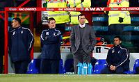 Colin Calderwood. ( Nottingham Forest Manager ). Crystal Palace Vs Nottingham Forest at Selhurst Park Coca Cola Championship.  28/10/2008. Credit Colorsport / Kieran Galvin