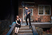 Commercial photography of a theatre production for website and advertising for Theatre Squared in Northwest Arkansas.