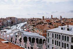 THEMENBILD - der Canal Grande bei Tag, aufgenommen am 04. Oktober 2019 in Venedig, Italien // the Canal Grande by day, in Venice, Italy on 2019/10/04. EXPA Pictures © 2019, PhotoCredit: EXPA/Stefanie Oberhauser
