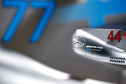 July 29, 2017 - Budapest, Hungary - Motorsports: FIA Formula One World Championship 2017, Grand Prix of Hungary, ..technical detail of Mercedes AMG Petronas F1 Team  (Credit Image: © Hoch Zwei via ZUMA Wire)