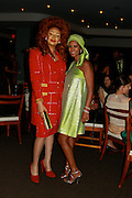 **EXCLUSIVE**.Chantal Biya, First Lady of Cameron and Gelila Assefa..Pras Michel of The Fugees Honoring The First Ladies of Africa at a Cocktail Reception in partnership US Doctors For AFRICA..WP Wolfgang Puck Restaurant..Pacific Design Center..West Hollywood, CA, USA..Monday, April 20, 2009..Photo By Celebrityvibe.com.To license this image please call (212) 410 5354; or Email: celebrityvibe@gmail.com ; .website: www.celebrityvibe.com.