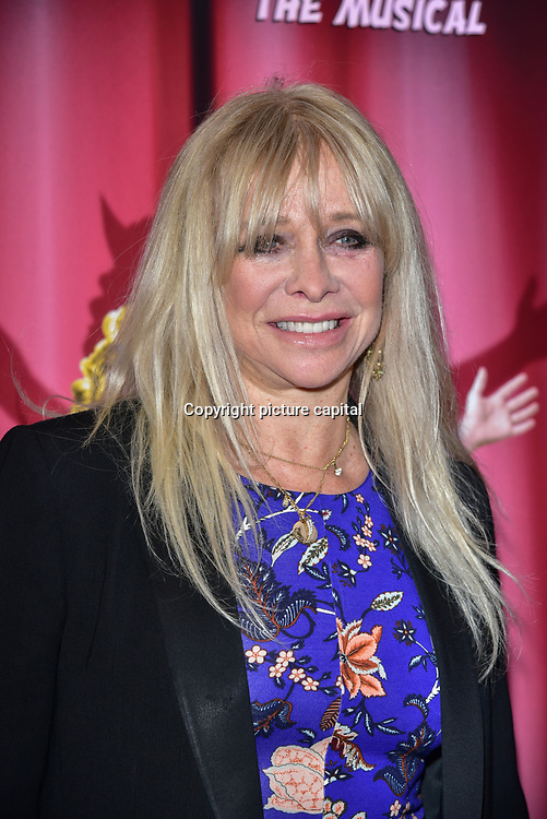 Barbara Eden arrives at Ruthless! The Musical - Arts Theatre opening night on 27 March 2018  at Arts Theatre, London, UK.