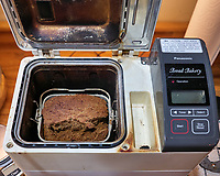 Making Bread -- Hearty Rye. Image taken with a Leica CL camera and 18 mm f/2.8 lens.