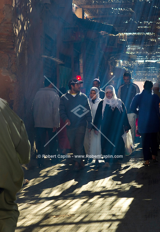 Marrakech, Morocco<br /> <br /> Photo © Robert Caplin