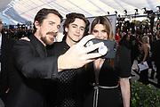 Christian Bale, Timothée Chalamet, Sibi Blazic