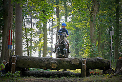 Van Roekel Nienke (NED) - Parcival<br /> CIC**Arville 2009<br /> Foto © Dirk Caremans