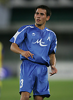 Fotball<br /> Foto: Inside/Digitalsport<br /> NORWAY ONLY<br /> <br /> Verona 23/8/2006 <br /> Champions League 3rd round qualifying<br /> Chievo Verona v Levski Sofia 3-3<br /> <br /> Zhivko MILANOV Levski