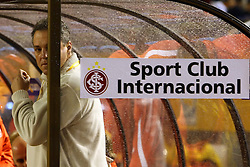 O técnico Abel Braga momentos antes da partida entre o Internacional, do Brasil e o Al-Ahly, do Egito válido pelo Mundial Interclubes da FIFA, no Estádio Nacional de Tóquio. FOTO: Jefferson Bernardes/Preview.com