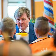 NLD/Twello/20180420 - Koning opent de koningsspelen 2018,