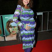 NLD/Utrecht/20080927 - Inloop het Wapen van Geldrop, zwangere Maaike Widdershoven