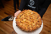 Brooklyn, NY - October 17, 2018: the feedfeed and Simply Organic present a Fall Feast at the feedfeed studio in Bushwick.<br /> <br /> Photo by Clay Williams for the feedfeed.<br /> <br /> © Clay Williams / http://claywilliamsphoto.com