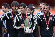 Arsenal v AS Monaco FC 030814