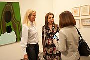 BLAINE TRUMP; PRINCESS FIRYAL OF JORDAN, Opening of Miami Art Basel 2011, Miami Beach. 30 November 2011.