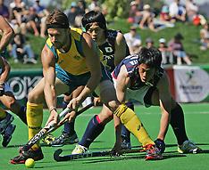 2012, March 31 -- Japan at Australia Field Hockey
