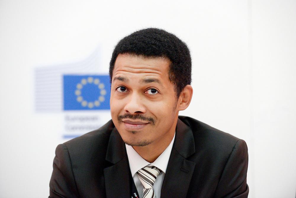 26 November 2013 - Belgium - Brussels - European Development Days - EDD - CSR in Africa awards - Serguei Ouattara , President of the EU-Africa Chamber of Commerce © European Union