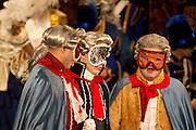 "Belo Horizonte_MG, Brasil.<br /> <br /> Opera ""Baile de Mascaras"" de Verdi. Apresentacao no Grande Teatro do Palacio das Artes.<br /> <br /> Opera Theatre ""Masks Ball"" by Verdi. Presentation at the Palacio das Artes Grand Theatre.<br /> <br /> Foto: JOAO MARCOS ROSA / NITRO"