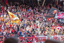 26.05.2019, Red Bull Arena, Salzburg, AUT, 1. FBL, FC Red Bull Salzburg Meisterfeier, im Bild Fansektor // during the Austrian Football Bundesliga Championsship Celebration at the Red Bull Arena in Salzburg, Austria on 2019/05/26. EXPA Pictures © 2019, PhotoCredit: EXPA/ Stefanie Oberhauser