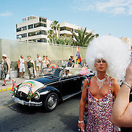 Gay Parade in Maspalomas, Gran Canaria, Spain.<br /> Photo by Knut Egil Wang/Moment/INSTITUTE