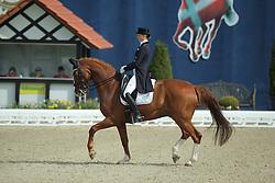 Keller Kathleen, (GER), Daintree 3<br /> Qualification Grand Prix Special<br /> Horses & Dreams meets Denmark - Hagen 2016<br /> © Hippo Foto - Stefan Lafrentz
