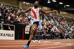 2020 USATF Indoor Championship<br /> Albuquerque, NM 2020-02-15<br /> photo credit: © 2020 Kevin Morris<br /> mens 400m, NYAC