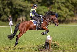 Van Den Putte Diede, BEL, Calimero<br /> LRV Eventing Merksplas 2020<br /> © Hippo Foto - Dirk Caremans<br /> 10/10/2020