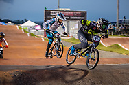 #21 (REYNOLDS Lauren) AUS [Ssquared, Answer, TLD, Shimano] at Round 8 of the 2019 UCI BMX Supercross World Cup in Rock Hill, USA