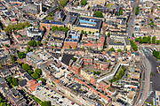Nederland, Gelderland, Nijmegen, 29-05-2019; historisch binnenstad Nijmegen met in centrum van de Oude Stad onder andere Mariënburg, Lux, Burchtstraat, Kelfkensbos.<br /> Historic center Nijmegen with in the center of the Old City Mariënburg.<br /> luchtfoto (toeslag op standard tarieven);<br /> aerial photo (additional fee required);<br /> copyright foto/photo Siebe Swart