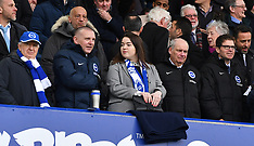 Everton v Brighton and Hove Albion - 10 March 2018