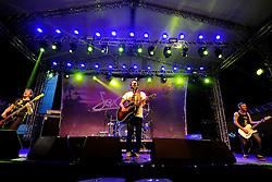 Seu Cuca no palco pretinho do Planeta Atlântida 2014/RS, que acontece nos dias 07 e 08 de fevereiro de 2014, na SABA, em Atlântida. FOTO: Vinícius Costa/ Agência Preview