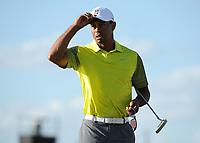 Golf<br /> Foto: imago/Digitalsport<br /> NORWAY ONLY<br /> <br /> March 07, 2014, Tiger Woods during PGA Golf Herren - World Golf Championship - Second Round at Trump National Doral in Doral, Florida