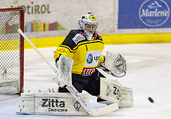 21.03.2017, Eiswelle, Bozen, ITA, EBEL, HCB Suedtirol Alperia vs UPC Vienna Capitals, Playoff, Halbfinale, 4. Spiel, im Bild Jean Philippe Lamoureux (Vienna Capitals) // during the Erste Bank Icehockey League, playoff semifinal 4th match between HCB Suedtirol Alperia and UPC Vienna Capitals at the Eiswelle in Bozen, Italy on 2017/03/21. EXPA Pictures © 2017, PhotoCredit: EXPA/ Johann Groder