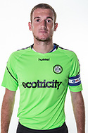 Forest Green Rovers Lee Collins during the 2018/19 official team photocall for Forest Green Rovers at the New Lawn, Forest Green, United Kingdom on 30 July 2018. Picture by Shane Healey.