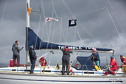The third days racing at the  Silvers Marine Scottish Series 2015, organised by the  Clyde Cruising Club<br /> Based at Tarbert,  Loch Fyne from 22rd-24th May 2015<br /> <br /> Race Team onboard Trumble Too<br /> <br /> <br /> Credit : Marc Turner / CCC<br /> For further information contact<br /> Iain Hurrel<br /> Mobile : 07766 116451<br /> Email : info@marine.blast.com<br /> <br /> For a full list of Silvers Marine Scottish Series sponsors visit http://www.clyde.org/scottish-series/sponsors/