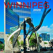 PRODUCT: Calendar<br /> TITLE: 2020 Winnipeg<br /> CLIENT: Wyman Publsihing