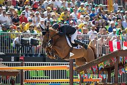 Bost Roger Yves, FRA, Sydney Une Prince<br /> Olympic Games Rio 2016<br /> © Hippo Foto - Dirk Caremans<br /> 17/08/16