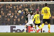 170316 Tottenham v Borussia Dortmund