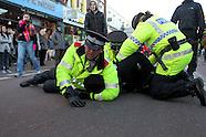 EDL demonstration Preston 27/11/2010
