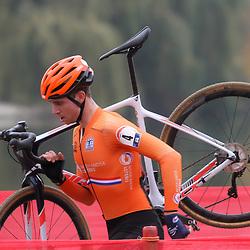 08-11-2020: Wielrennen: EK Veldrijden: Rosmalen <br />Maik van der Heijden